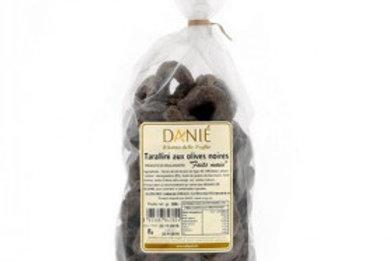 Taralli artisanaux olives noires 300gr