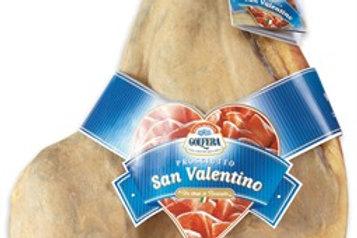 Jambon cru San Valentino à la coupe