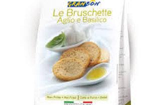 Bruschetta ail/basilic 150gr