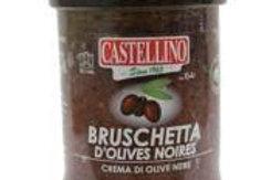 Tapenade olive noire 180gr