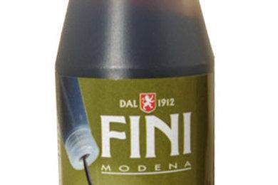 Crème de vinaigre balsamique à la figue
