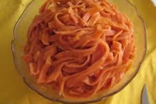Tagliatelle à la tomate