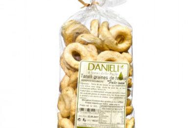 Taralli artisanaux fenouil 300gr