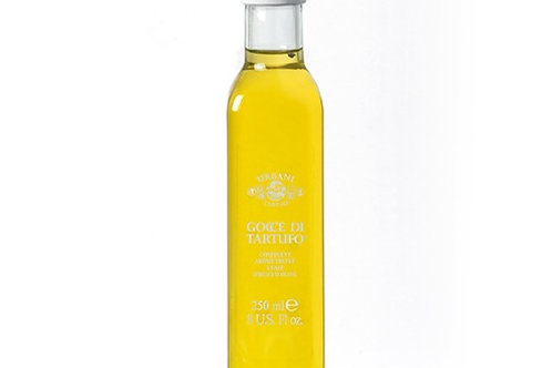 Huile d'olive truffe blanche 250ml