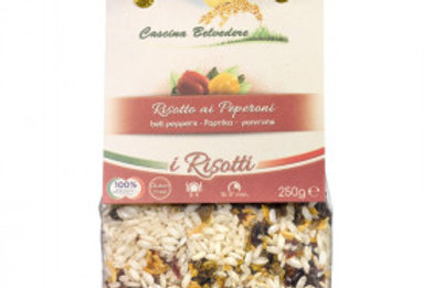 Risotto poivrons 250gr