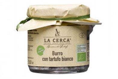 Beurre de truffes blanches BIO 80gr
