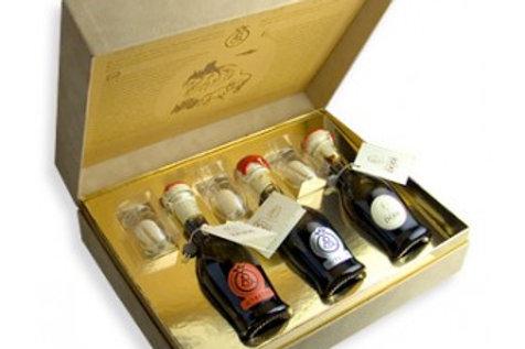 Coffret Vinaigre balsamique 25-40-50ans