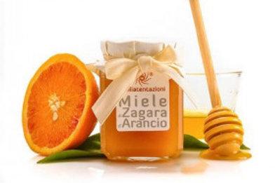 Miel oranger 250gr