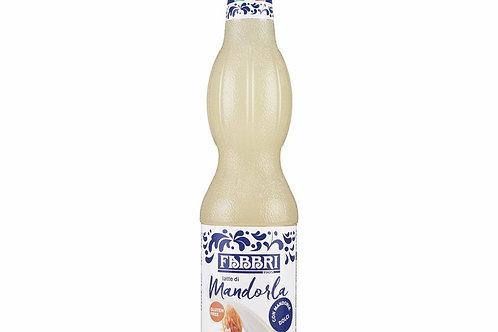 Sirop lait d'amande 750ml