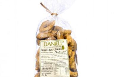 Taralli artisanaux céréales 300gr