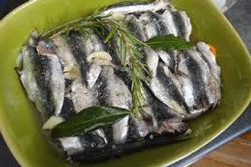 Filets de sardines Italie