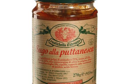 Sauce puttanesca 270gr