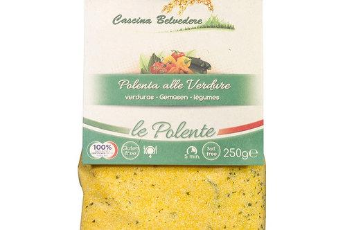 Polenta aux légumes 250gr