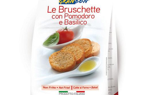 Bruschetta tomate basilic 150gr