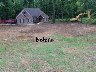 Before McConnell Curb Appeal, LLC.