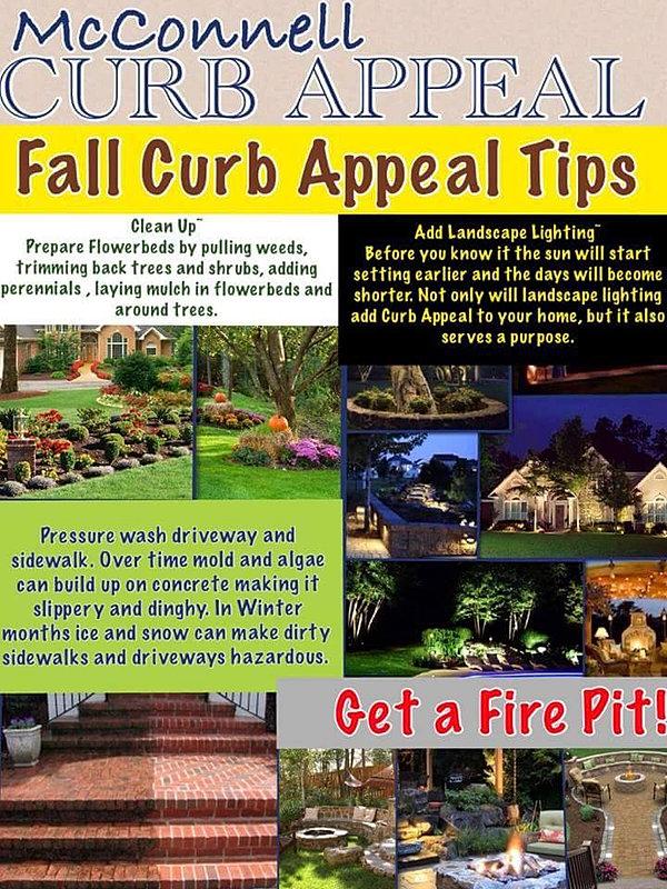 curb appeal llc - Curb Appeal Tips