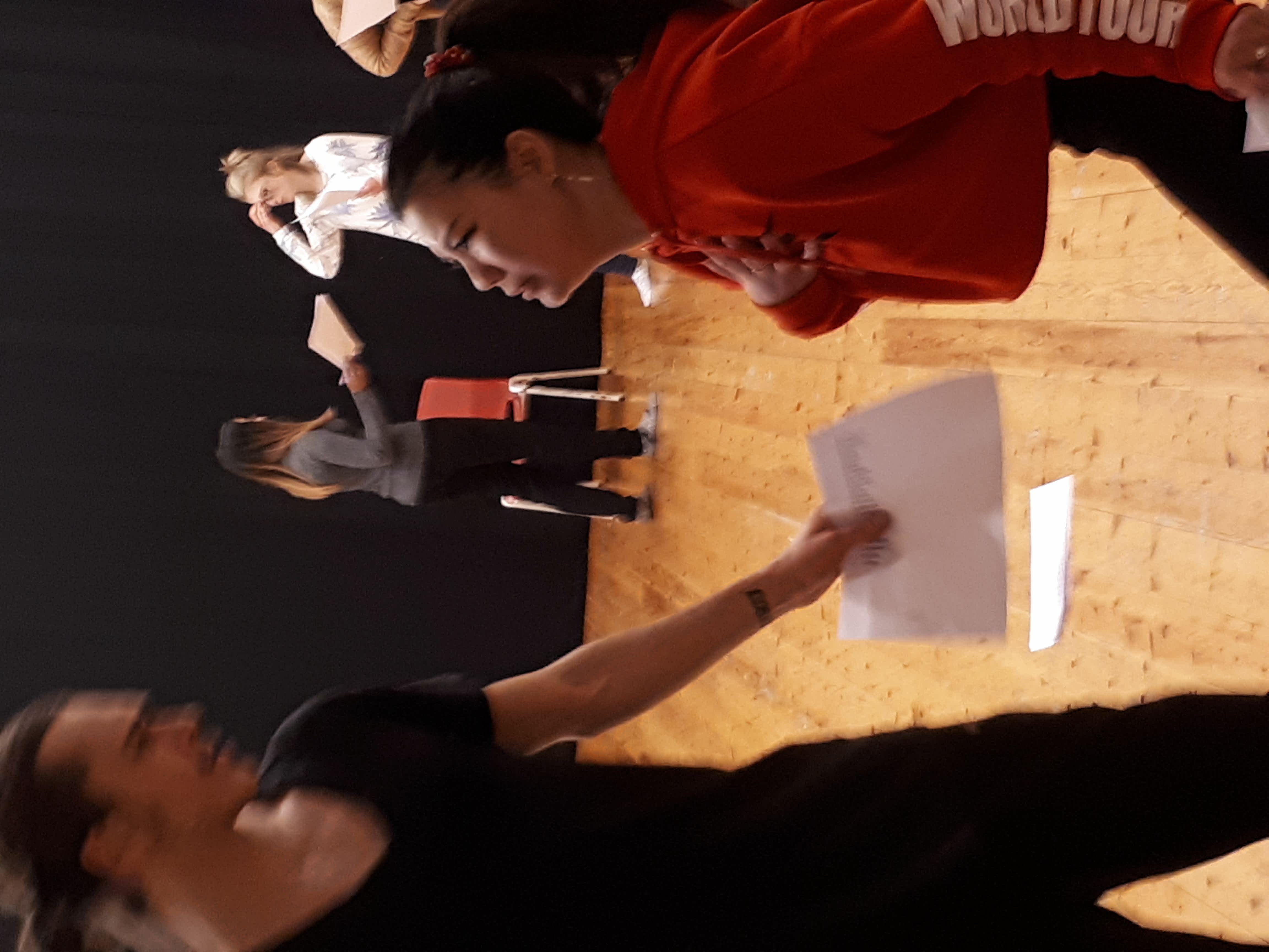 skuespillerteknikk teaterkurs