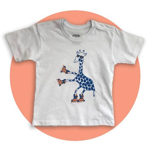 T-shirt Girafa