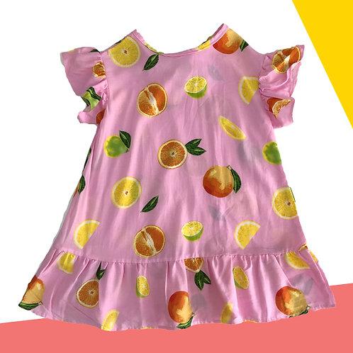 Vestido Cítrico