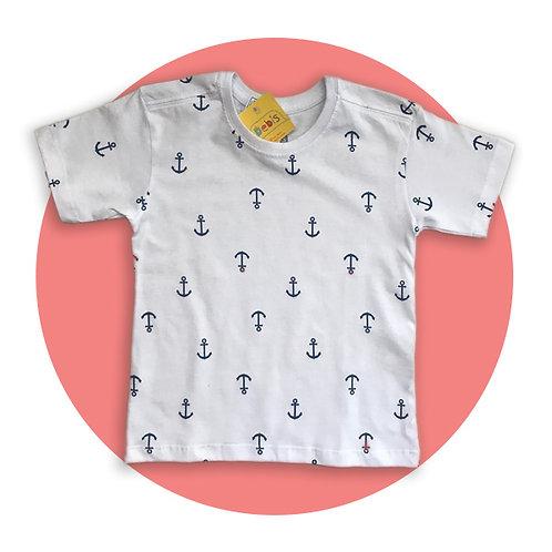 T-shirt Âncora