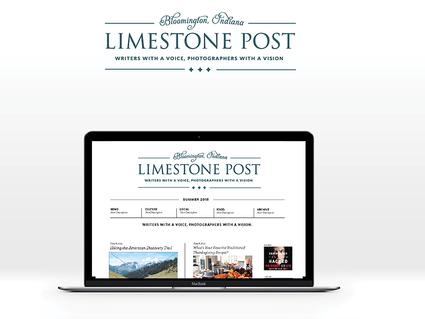 Limestone Post