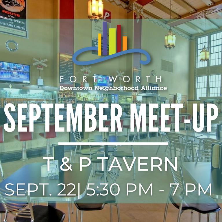 FWDNA Meet-up at T & P Tavern