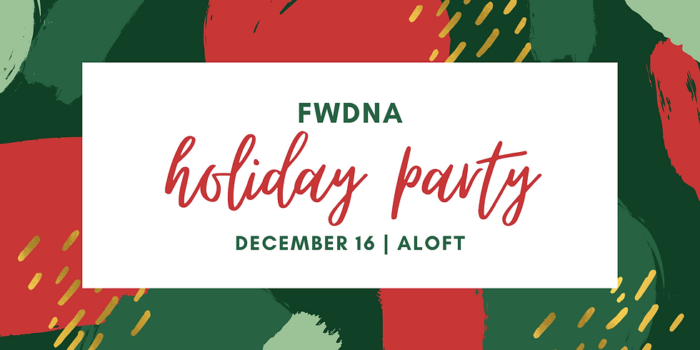 FWDNA Holiday Party