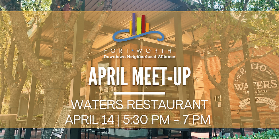 FWDNA Meet-up at Waters