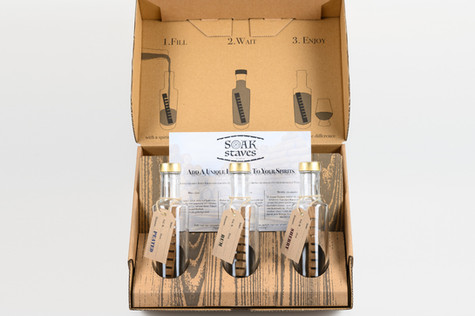 Soak Staves Box