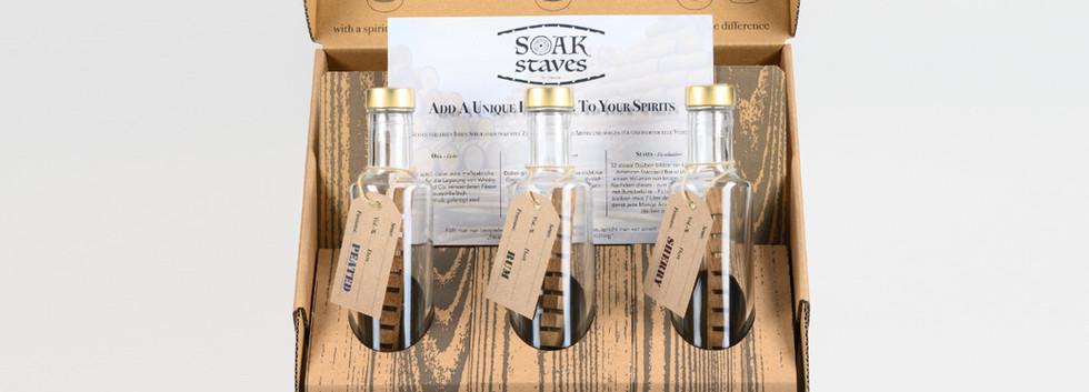 Soak Staves Box