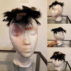 Beginning of a headpiece