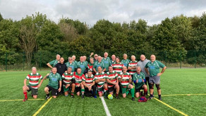 Walking Rugby West Hartlepool RFC v Blaydon RFC