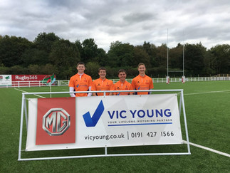 Durham County Pioneers of Young Referee Programme