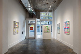 ZINC contemporary, Seattle, WA, Gathering and Easing, Solo Exhibition, 2021