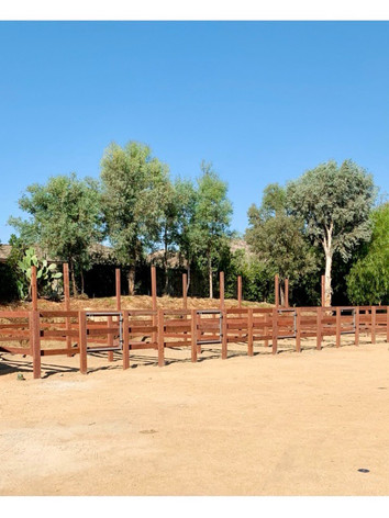 Pressure Treated/Ranch Style/Horse Corral