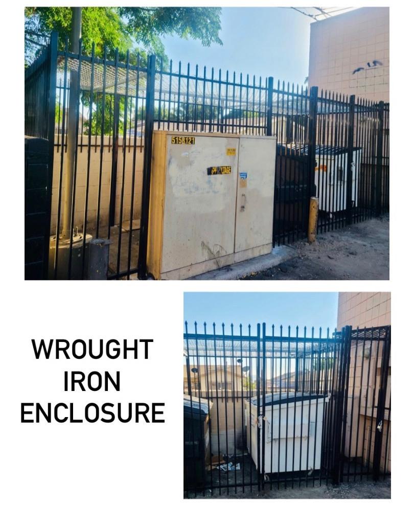 Trash Enclosure