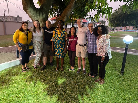 We have Arrived! Day 1 in Accra, Ghana - January 3, 2020