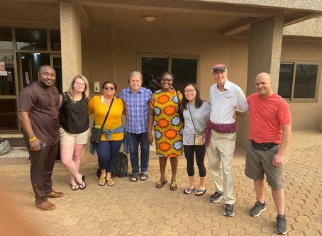 From Ghana to Freetown, Sierra Leone - Day 4 - January 6, 2020