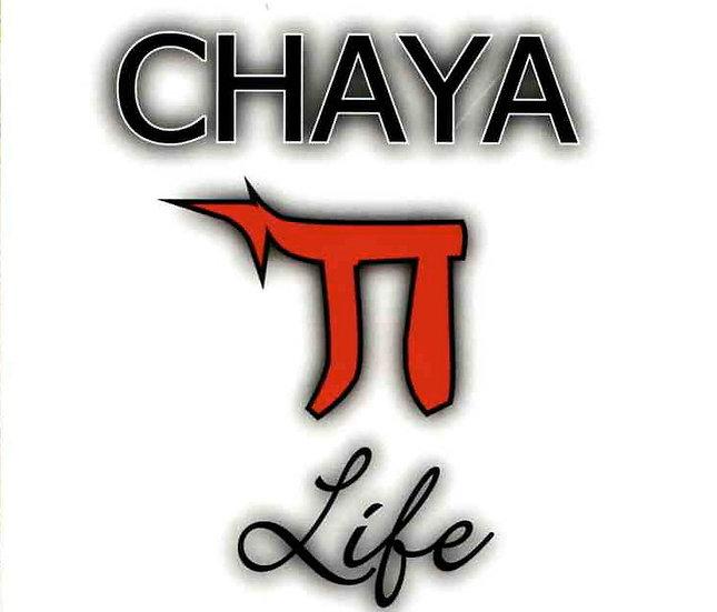 Chaya: Life CD