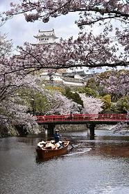 和船と世界遺産(姫路城).jpg