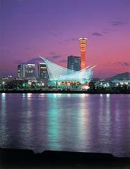 神戸海洋博物館・カワサキワールド 夜景(1).jpg