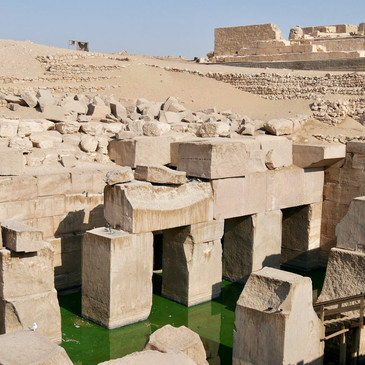 The Osirian Temple