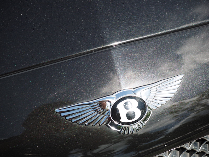 Detail Mania Bentley Before and After