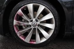 Detail Mania Rims Skinz Iron Off Car Wheel