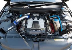Detail Mania Engine Bay Detail
