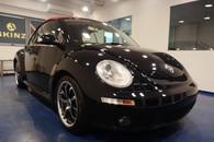 Volkswagen Beetle 3 Stage Paint Rejuvenation