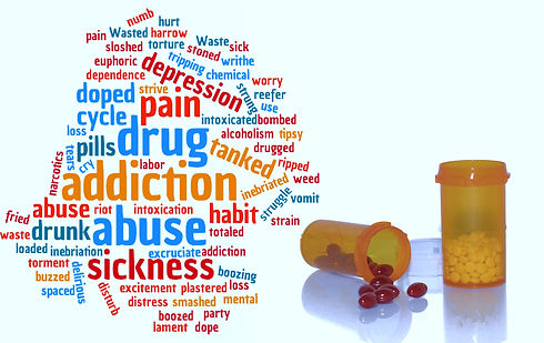 Drug Addiction Treatment Center Pills