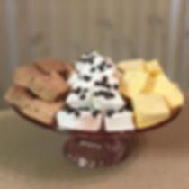 Fluffy, scrumptious gourmet marshmallows