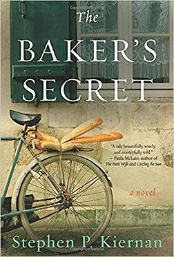 The Baker's Secret: A Novel  – Stephen P. Kiernan