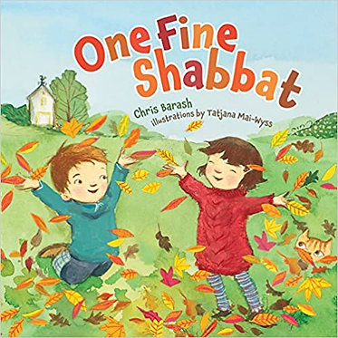One Fine Shabbat - Chris Barash